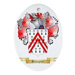 Sumpner Oval Ornament