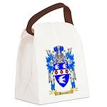 Summer Canvas Lunch Bag