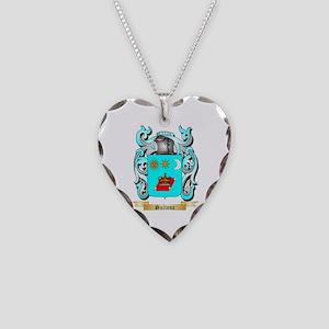 Sultana Necklace Heart Charm
