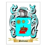 Sultana Small Poster