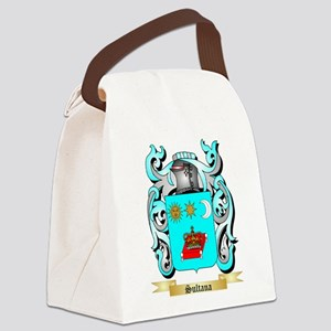Sultana Canvas Lunch Bag
