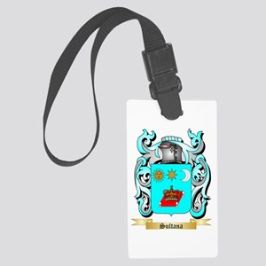 Sultana Large Luggage Tag