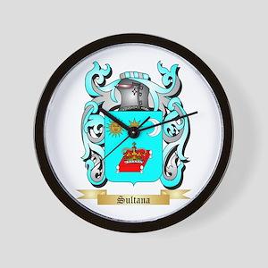 Sultana Wall Clock