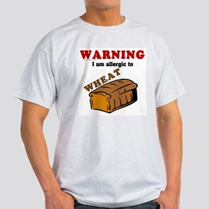 Wheat Allergy Light T-Shirt