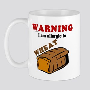 Wheat Allergy Mug