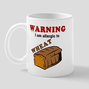 Wheat Allergy Mug