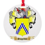 Suggedon Round Ornament