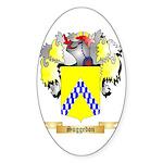 Suggedon Sticker (Oval)