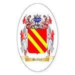 Sudley Sticker (Oval 10 pk)