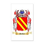 Sudley 20x12 Wall Decal