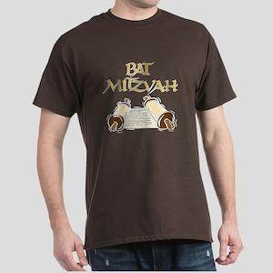 Bat Mitzvah Dark T-Shirt