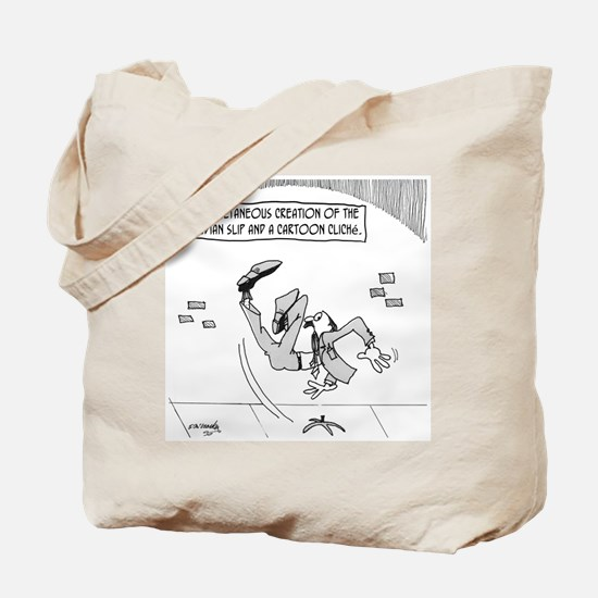 Freud Cartoon 3169 Tote Bag