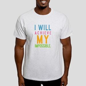 ipad I will achieve my Women's Cap Sleeve T-Shirt