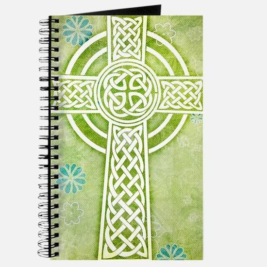 Cute Celtic wedding Journal