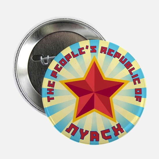 PEOPLES REPUBLIC OF NYACK BUTTON