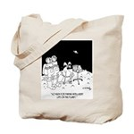 Astronaut Cartoon 5595 Tote Bag