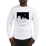 Astronaut Cartoon 5595 Long Sleeve T-Shirt