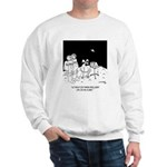 Astronaut Cartoon 5595 Sweatshirt