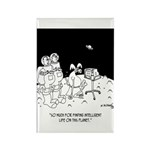 Astronaut Cartoon 5595 Rectangle Magnet (10 pack)