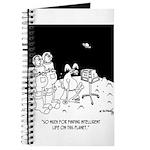 Astronaut Cartoon 5595 Journal