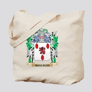 Mcguigan Coat of Arms - Family Crest Tote Bag