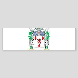 Mcguigan Coat of Arms - Family Cres Bumper Sticker