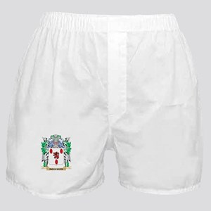 Mcguigan Coat of Arms - Family Crest Boxer Shorts