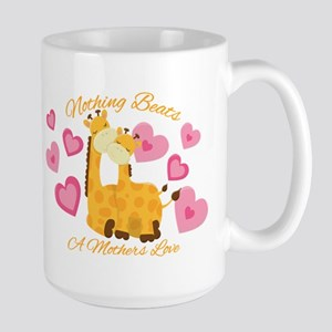 Giraffe Love Mugs