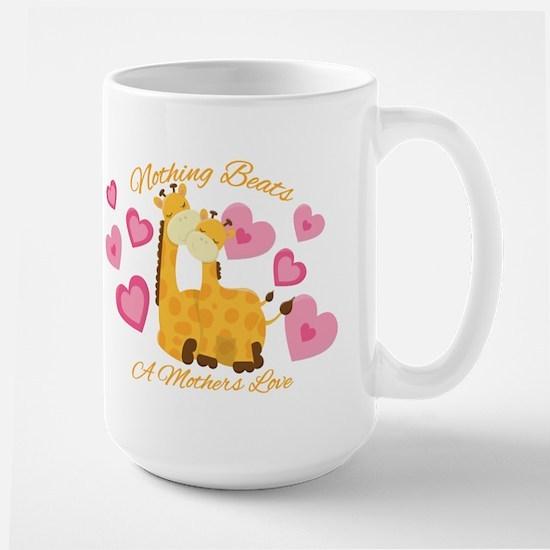 Giraffe Love Mugs