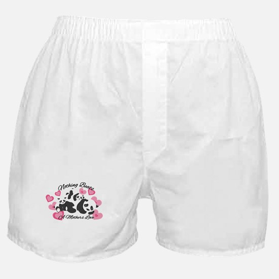 Panda Love Boxer Shorts