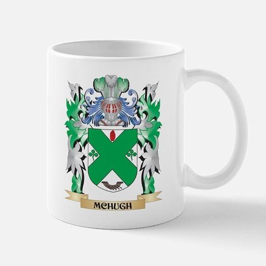 Mchugh Coat of Arms - Family Crest Mugs