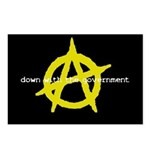 Anti-Gov't Postcards (Package of 8)