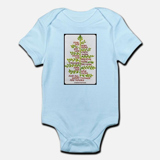 Swedish Proverb Infant Bodysuit