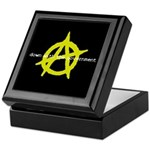 Anti-Gov't Keepsake Box
