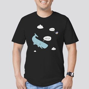 Hitchhiker Whale & Petunia T-Shirt