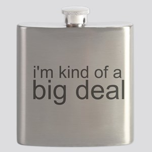 Im kind of a big deal Flask