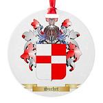 Suchet Round Ornament