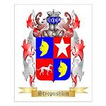 Styopushkin Small Poster