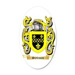 Styleman Oval Car Magnet