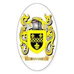 Styleman Sticker (Oval 50 pk)