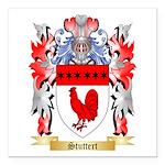 Stuttert Square Car Magnet 3