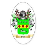 Sturt Sticker (Oval 10 pk)