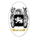 Sturm Sticker (Oval 50 pk)