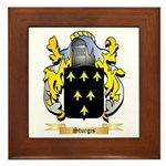 Sturgis Framed Tile