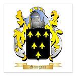 Sturgess Square Car Magnet 3