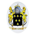 Sturgess Oval Ornament