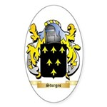 Sturges Sticker (Oval)