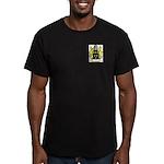 Sturge Men's Fitted T-Shirt (dark)