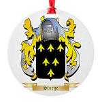 Sturge Round Ornament