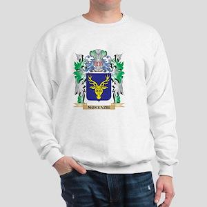 Mckenzie Coat of Arms - Family Crest Sweatshirt